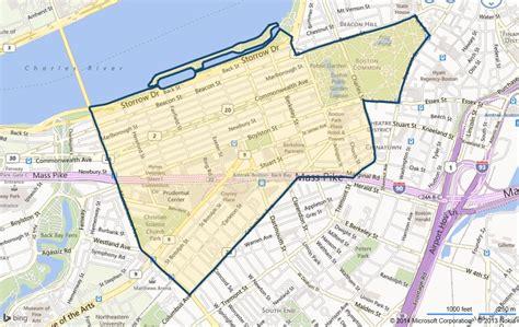 map   bay boston  bay boston map united