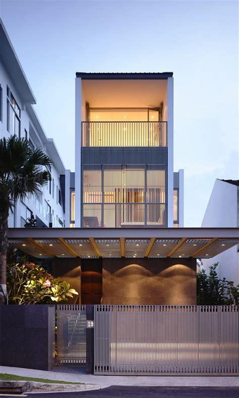 singapore house design slim singapore house by hyla architects thecoolist the modern design lifestyle magazine