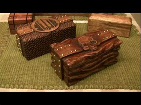 small knife boxes   wood projects youtube