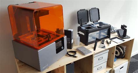 imprimante 3d de bureau test de l imprimante 3d form 2 de chez formlabs lab