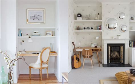 inspirations pour  petit bureau home sweet home