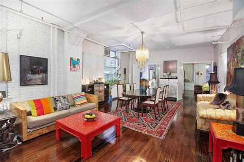 Cool Inviting New York City Loft by Colorful Classic And Costly This Floor Flatiron