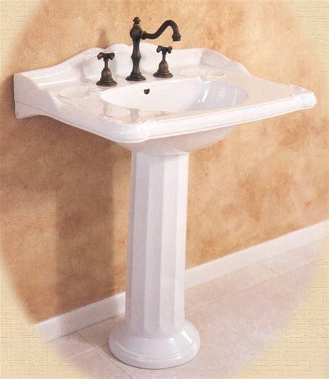 bathroom sink pedestal nrc bathroom