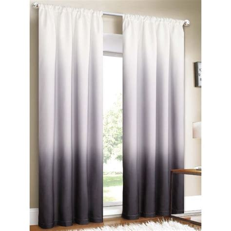 25 best ideas about ombre curtains on dip dye