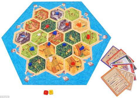 settlers of catan strategy the strange history of monopoly and other board games daily mail online