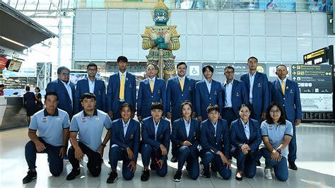 เทนนิสทีมชาติไทย กำลังใจดี พร้อมพิชิต 3 เหรียญทอง ซีเกมส์ 2019