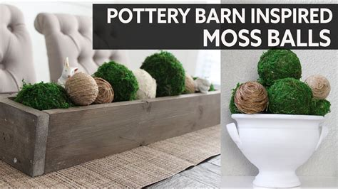 8 Ball Home Decor : Moss Ball / Bolas De Musgo.