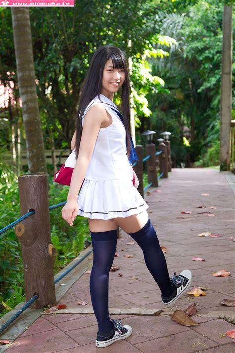 Minisukatv Special Gallery Rina Nagai