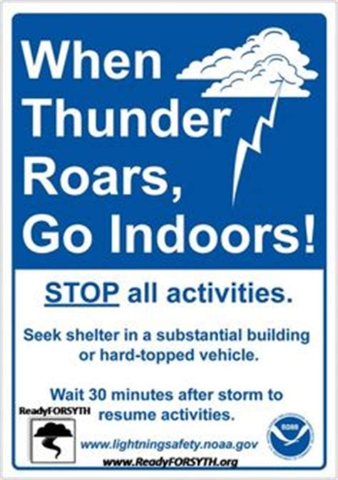 Boat Safety During Thunderstorm by Safety On Lightning Safety Safety Tips