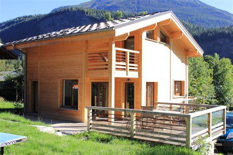 chalet et maison en bois habitation bois maison chalet
