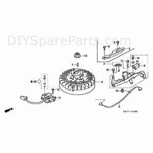 Honda Hrx Parts Diagram Flywheel Key  Honda  Auto Wiring Diagram