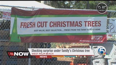 home depot half christmas trees