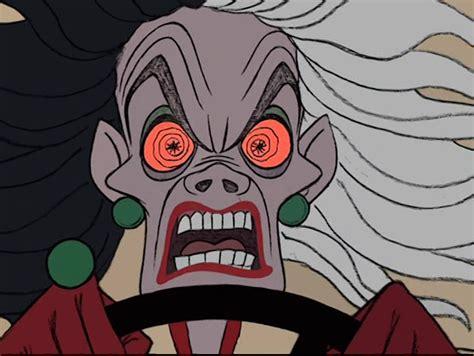 Cruella De Vil Animation Confabulation