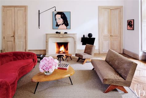Why Parisian Living Rooms Are the Most Luxurious – Living