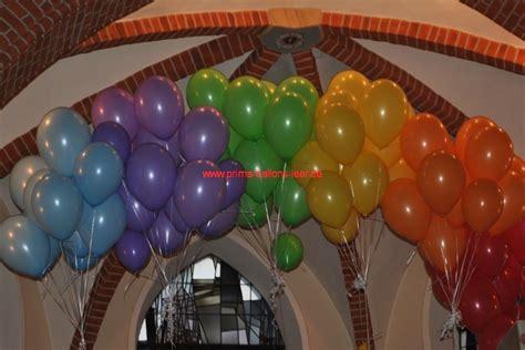 ballon deko prima ballons leer