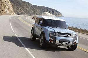 Nouveau Land Rover Defender : le nouveau land rover defender est quasiment pr t news auto ~ Medecine-chirurgie-esthetiques.com Avis de Voitures