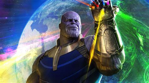 Infinity Gauntlet Wallpaper Hd Impremedia