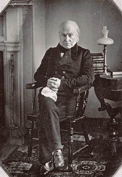 History President American Photographed Past Adams John
