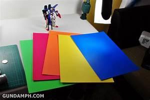 Basic Toy Photography Setup
