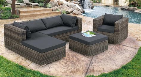 l shaped outdoor furniture amazing outdoor sectional patio