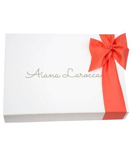 caja regalo  lazada aiana larocca moda infantil