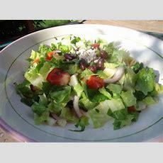 Garden Salad  Mediterranean Style Recipe Foodcom