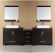 Double Sink Vanity Designs In Gorgeous Modern Bathrooms Traba Homes Bathroom Vanity Without Sink Top Bathroom Vanity Cabinets Without Tops Wyndham Collection Andover 72 Bathroom Vanity Marble Counter The Best Design Of Traditional Bathroom Vanities Interior Design