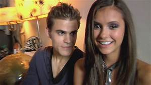 Nylon Photoshoot - Behind the Scenes - Paul Wesley and ...