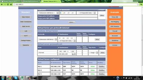 aprire porte router huawei tutorial aprire le porte router per utorrent