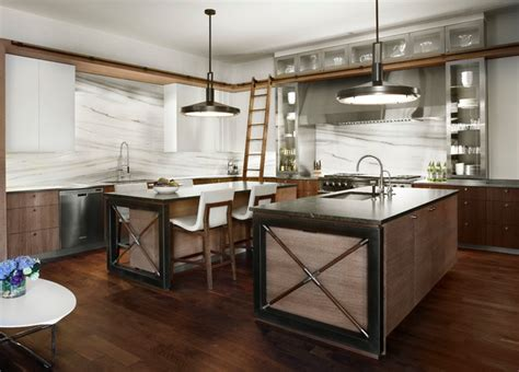 Urban Chic-contemporary-kitchen-chicago-by