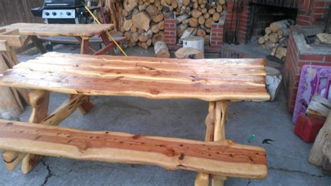 How To Build A Picnic Table Bench by Creative And Cool Picnic Table Design For Back Yard And