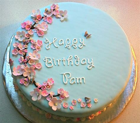 cake decoration ideas easy birthday cake with flowers cake decorating one day
