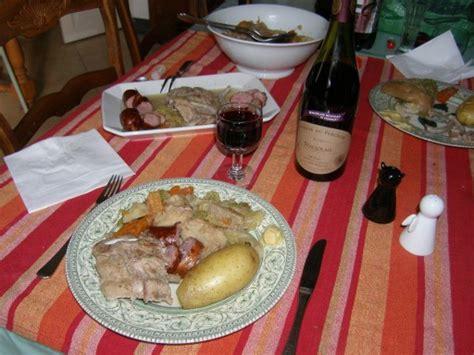cuisine franc comtoise potée franc comtoise la recette du dredi