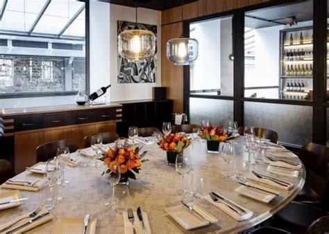 Luxury Private Dining Rooms at Heddon Street Kitchen