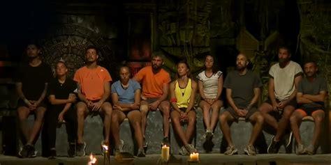 Bu sezon yine fırtınalar estirmeye devam eden survivor 2020'de birleşme partisi öncesinde adaya veda edecek bir isim belli olacak. Survivor 2020 4.hafta Ünlüler SMS sıralaması acunn.com ...