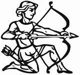 Archer Coloring Tiro Arqueiro Ao Alvo Astrologie Desenho Sagittaire Coloriage Sagittaires Plante Flitterwochen Horoskop Designlooter Tudodesenhos Braut Userrank Imprimir Colorir sketch template