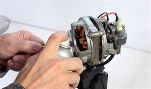 Fixing A Seized Oscillating Fan Motor