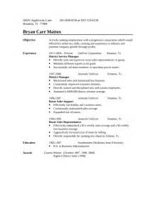 route sales representative sle resume one page route sales representative resume template