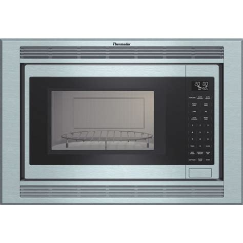 MCES   Thermador 1.5 cu. ft. Built in Microwave Oven