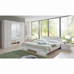Komplettes Schlafzimmer Kaufen : schlafzimmer set anna bett 180x200 mit 4trg ~ Watch28wear.com Haus und Dekorationen