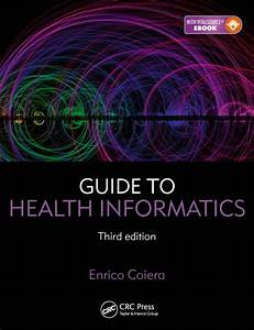 Crc Press Title Provides The Concepts Of Information And