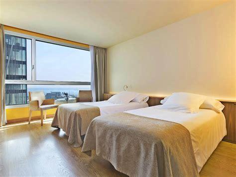 chambre familiale chambre familiale hotel diagonal zero barcelona