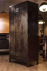Meuble Industriel Ancien Vestiaire Industriel Plus D39info
