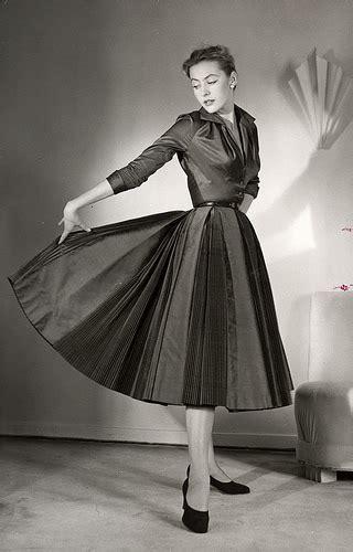 1950s Fashion Fashion Design