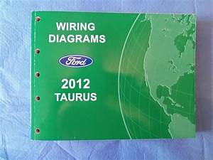 2012 Ford Taurus Electrical Wiring Diagrams