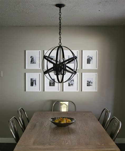 Orb Chandelier Diy by Diy Designer Black Orb Chandelier