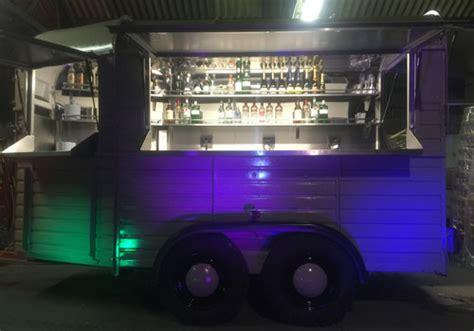 mobile bars for hire horsebox bar vintage bar my mobile bar