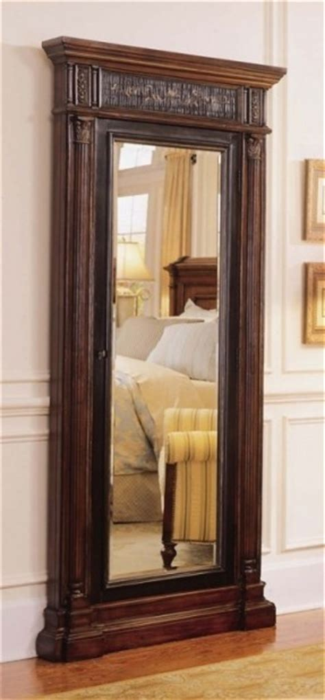 floor mirror jewelry armoire seven seas furniture thing
