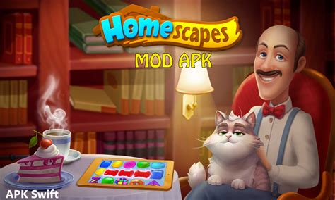 homescapes mod apk   unlimited coinslives