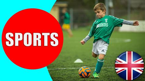 Sports for Kids - Learn Different Types of Sports ...
